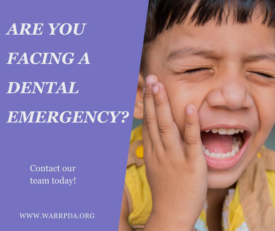 Pediatric Dental Emergency